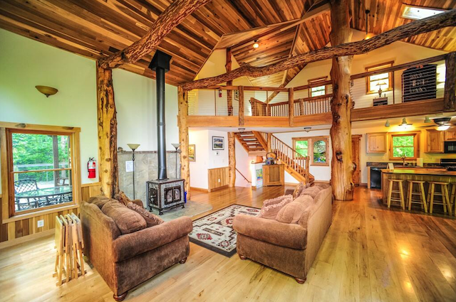 Luxury Lodge in Asheville