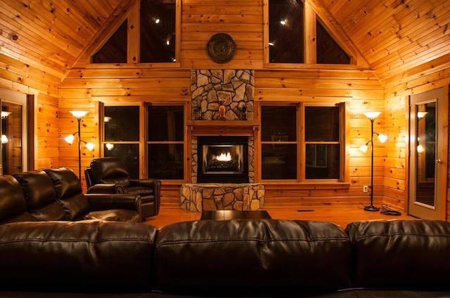 Owls Roost Asheville Cabin