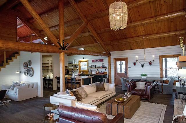 Vesper view Airbnb Cabin