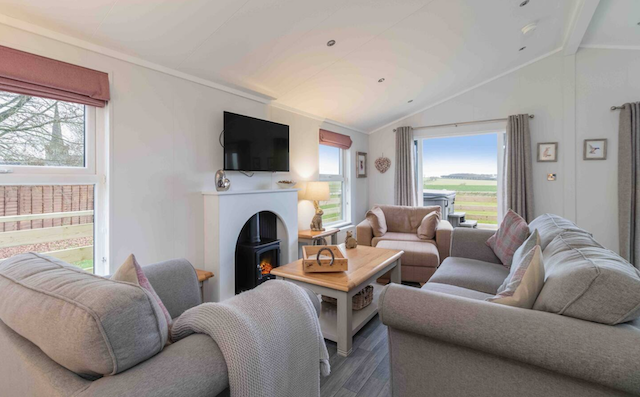 1 Bedroom Lodge On top of the Wolds