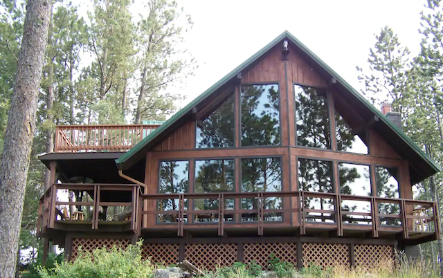 Granite Reef Cabin in Custer, South Dakota