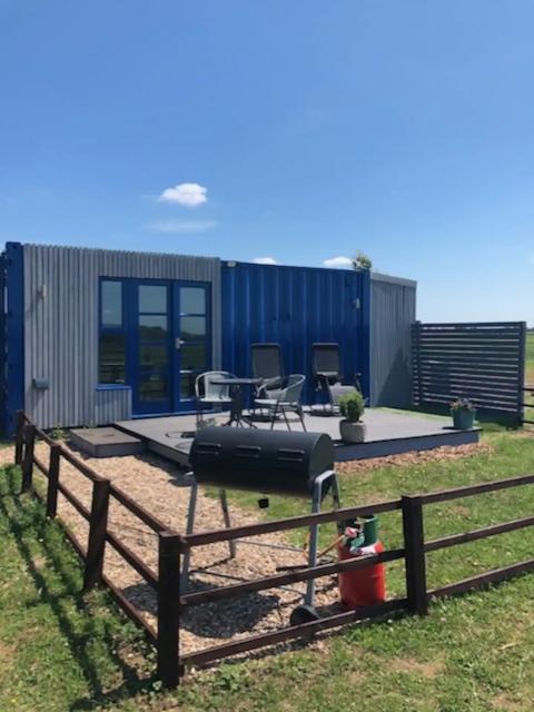 Luxury Rural Countryside Escape Cabin