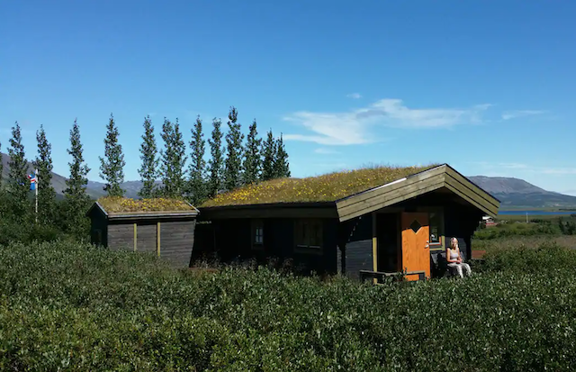 Glamping Cottage in Golden Circle
