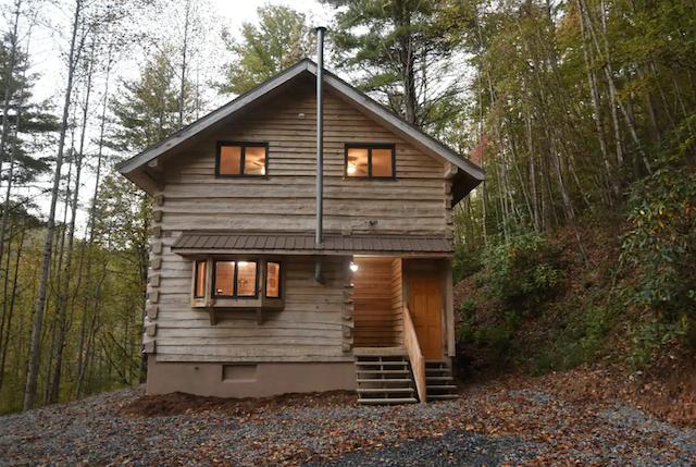 Sanctuary at Big Pine Cabin