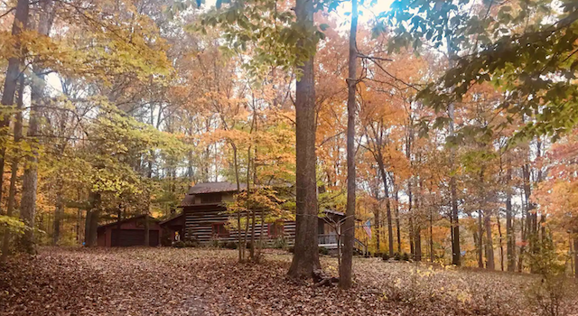 Simple Blessings Cabin in the woods